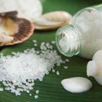 wzbogacanie kremu solą